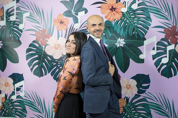 Guida al Sanremo stiloso: Enzo Miccio e Manola Moslehi raccontano i retroscena dall'Ariston su Real Time