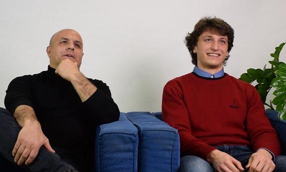 Vito e Samuele, Masterchef 8: Salvatore è bravo e furbo