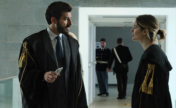 Il processo: la nuova serie con Vittoria Puccini e Francesco Scianna