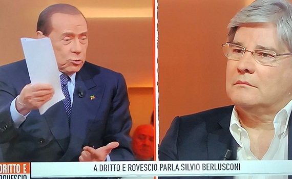 Ascolti tv analisi 14 marzo: Suor Angela, Gerry, il disastro dell'Inter e quello di Del Debbio con Berlusconi