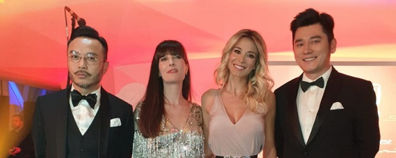 Diletta Leotta e Victoria Cabello star della cinese Hunan Tv