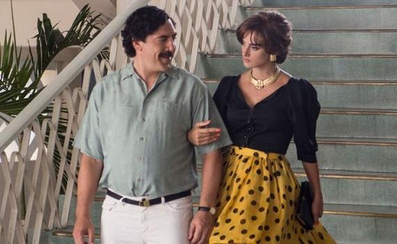 Ascolti tv 25 marzo digital e pay: Escobar e 007 al top. Ma anche Grey's Anatomy e The Walking Dead