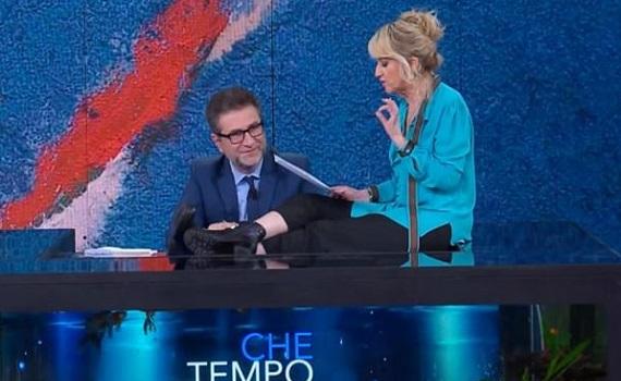 Ascolti tv analisi 10 marzo: Ambra e Pasotti sorpassano Fazio e Littizzetto. Dovizioso sprinta sulle Iene