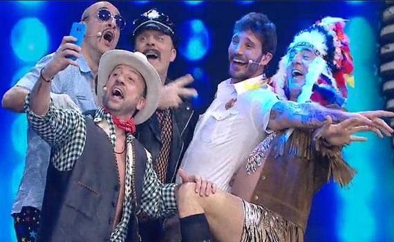 Ascolti Tv 18 marzo, Top&FlopAuditel: il cabaret di Rai2 bene, l'informazione di Rete4 male