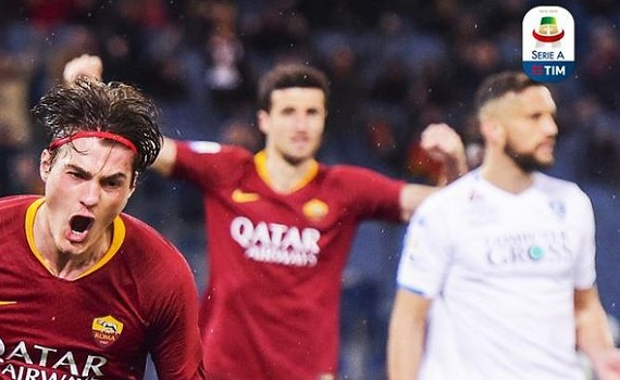 Ascolti Tv 11 marzo digital e pay: Roma-Empoli 3,1% su Sky. Tv8 al top con 007