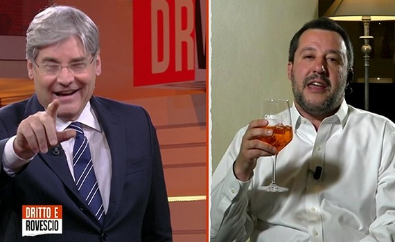 Ascolti tv analisi 21 marzo: Suor Angela boom finale al 33,9%. Del Debbio non brinda neanche con Di Maio e Salvini
