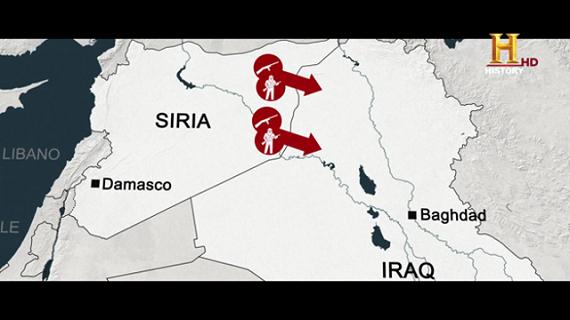 I soldi sporchi dell'Isis: su History il racconto dei finanziamenti al terrorismo del Daesh