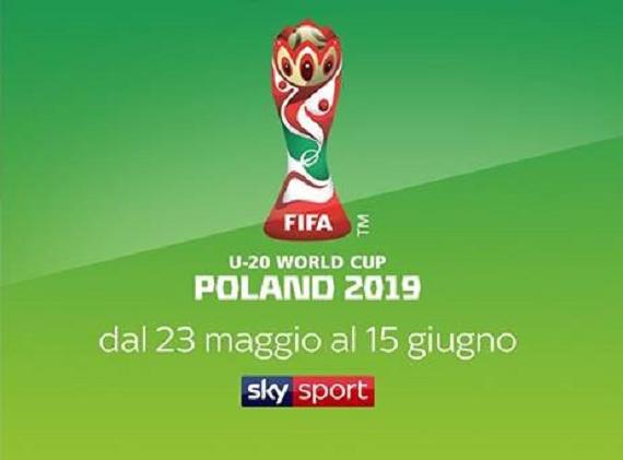 La Fifa World Cup Under 20 su Sky Sport