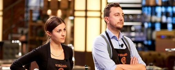 Virginia e Verando, MasterChef 8: Salvatore e Federico due strateghi, Chef Locatelli il giudice più umano