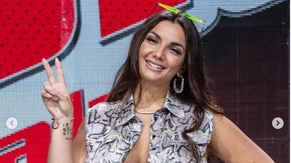 Elettra Lamborghini debutta su MTV con un programma in cui si svelerà senza filtri