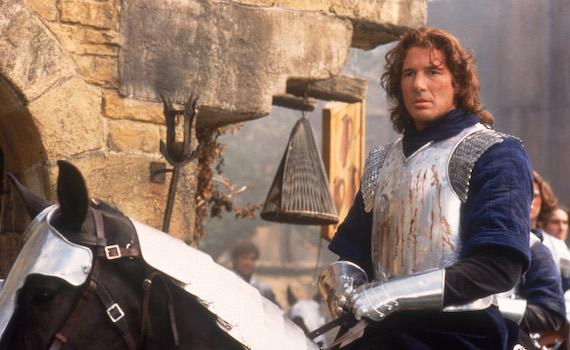 Ciclo di film di cavalieri e draghi su Spike