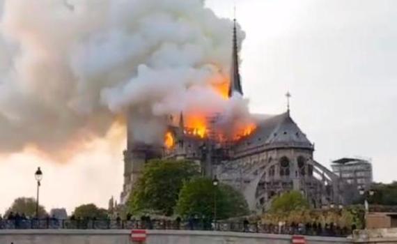 Il disastro di Notre Dame: gli speciali di Alpha
