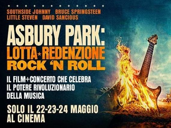 Asbury Park: lotta, redenzione, rock'n'roll racconta il mito di Bruce Springsteen