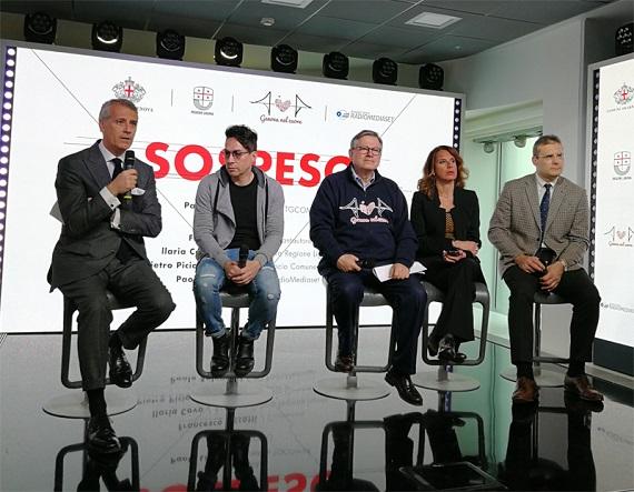 Sospeso di Francesco Ciccotti: il brano dedicato alla tragedia di Genova è supportato da RadioMediaset