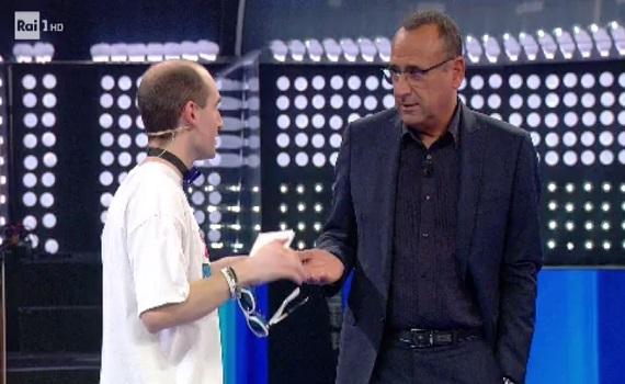 Ascolti tv 26 aprile: vince La Corrida col 20,12%, Poveri ma ricchi solo 11%