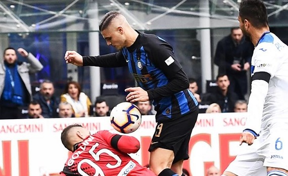 Ascolti tv 7 aprile 2019 digital e pay: Napoli-Genoa 4,5%, Inter-Atalanta 6,6% su Sky. Super SBK su Tv8