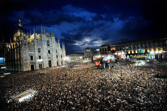 Radio Italia Live – Il Concerto: stasera la tappa milanese