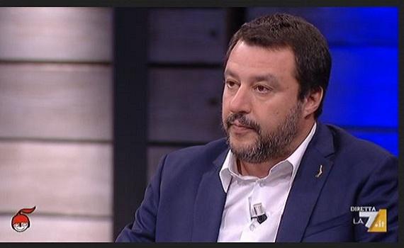 Ascolti tv analisi 16 aprile 2019: L'Aquila non vola, Juve batte Iene e Canale5, super Floris con Salvini