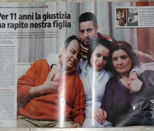Angela Lucanto, la ragazza a cui è ispirata la serie L'Amore strappato: Ho subito tante ingiustizie
