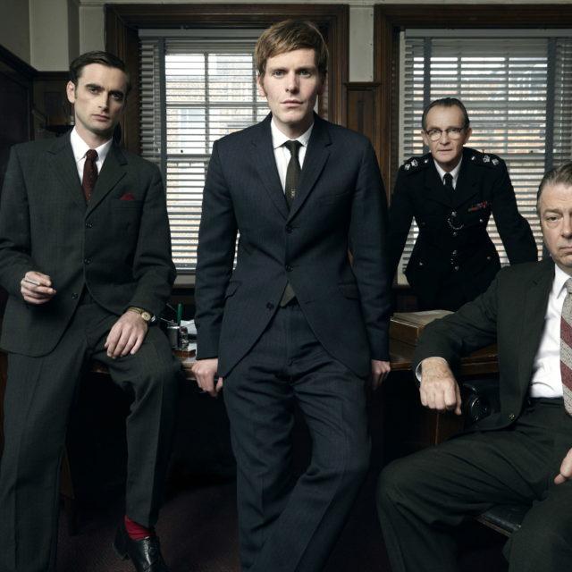 Il giovane Ispettore Morse dal 14 giugno su Paramount Network