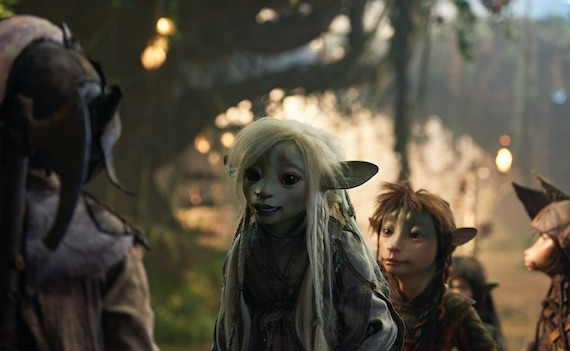 Ad agosto arriva la serie The Dark Crystal: Age of Resistance