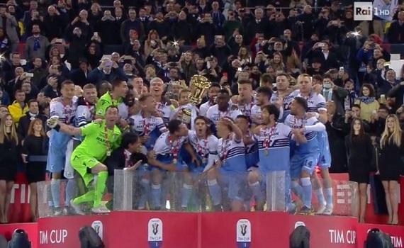 Ascolti Tv 15 maggio tutti i dati: Atalanta-Lazio 7,3 milioni, Live Non è la D'Urso 2,9, Chi l'ha visto? 2