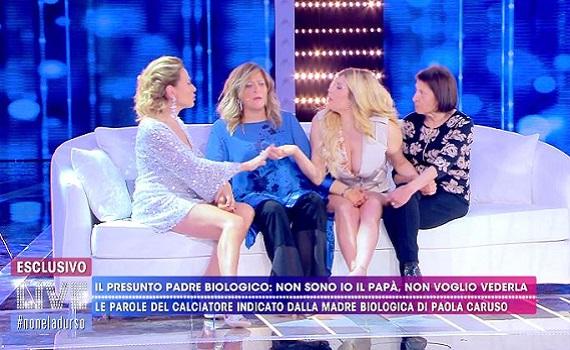 Ascolti tv analisi 1 maggio 2019: dominio Champions, poi D'Urso attira lo zapping con Lemme, Mora e Paola Caruso