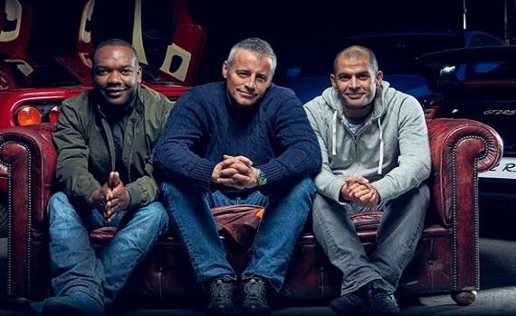 Ecco Top Gear 25 in prima tv su Spike. Con il 'nuovo' trio alla guida