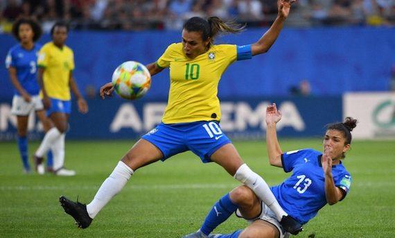 Top&FlopAuditel: L'Italia femminile perde con il Brasile, ma sbanca Auditel