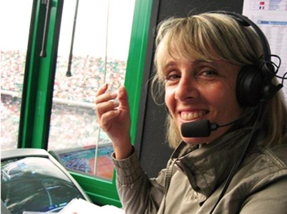 Barbara Rossi: Vi racconto il tennis su Eurosport