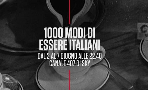 A+E Networks Italia segnala 1000 modi di essere italiani. E le novità su Crime+Investigation, Blaze e History