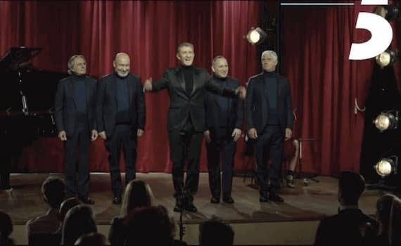 Ascolti Tv 21 giugno: Ezio Greggio straccia la Traviata. Il calcio su Rai2 non vola