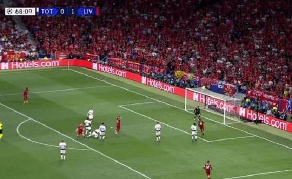 Ascolti tv 1 giugno: vince Liverpool-Tottenham con 5,6 milioni (27,2%), Guardia del corpo 1,8 milioni (9,7%)