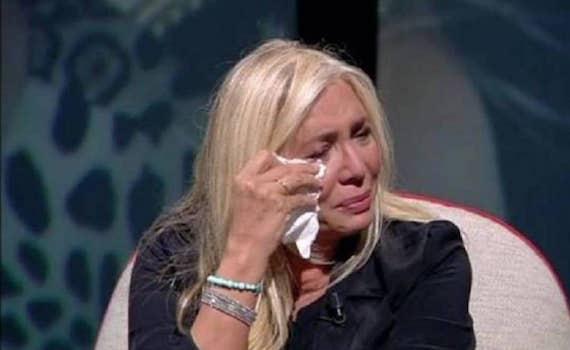 Mara Venier da casalinga disperata alla tv del dolore