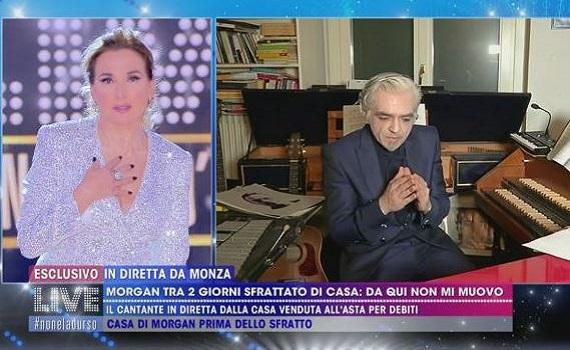 Ascolti tv analisi 12 giugno 2019: D'Urso al top senza Prati, ma con Michelazzo, De André e Morgan