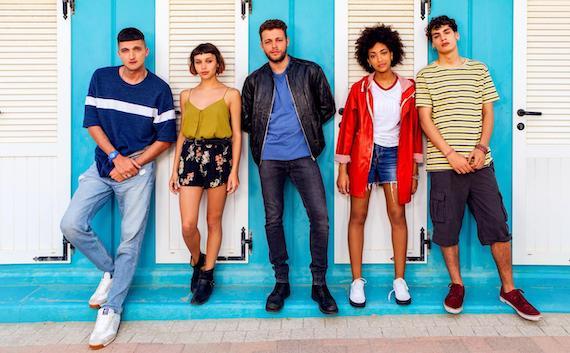 Al via le riprese di Summertime, la nuova serie di Netflix tratta da Tre metri sopra il cielo di Federico Moccia.