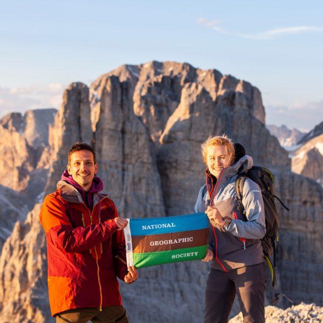 National Geographic annuncia una produzione sulle barriere coralline custodite dalle Dolomiti
