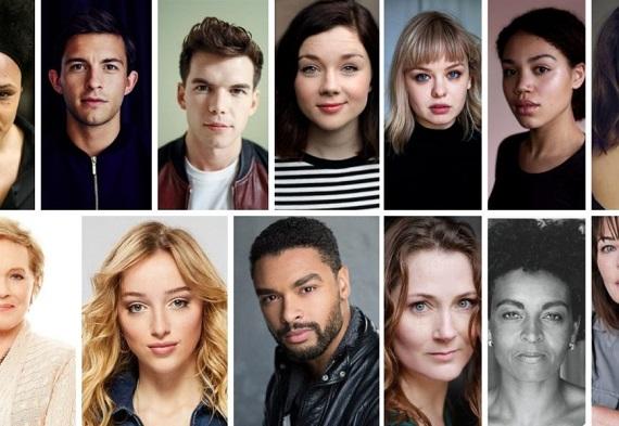 Gli intrighi e il fascino dell'alta società: Netflix svela il cast di Bridgerton