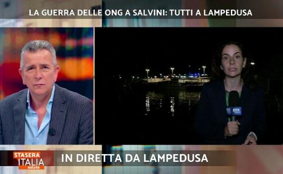 Curve ascolti Tv 6 luglio: picco delle Teche Rai con Mimì e Loredana, poi Bonolis sorpassa Serena Rossi. Boom Brindisi/Gentili
