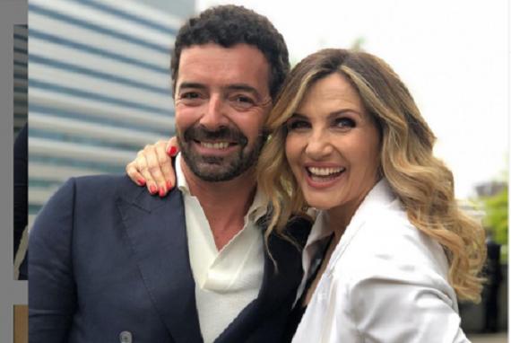 Lorella Cuccarini e Alberto Matano: Saremo uniti e complementari