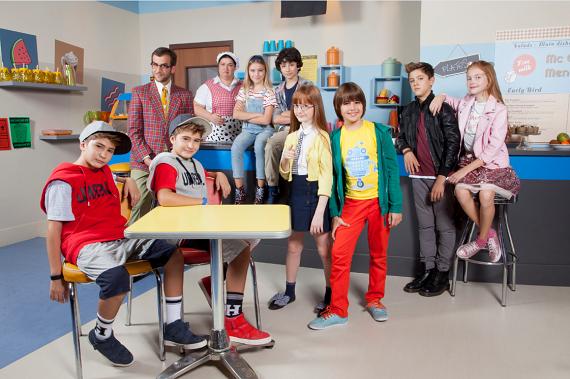 New School sbarca in tutto il mondo: accordo De Agostini e BBC Studios