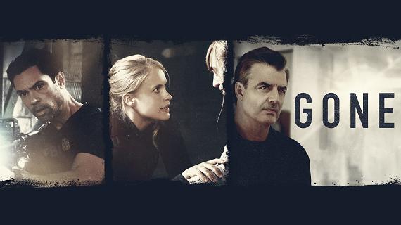 Gone: su Rete4 un poliziesco con Chris Noth come protagonista