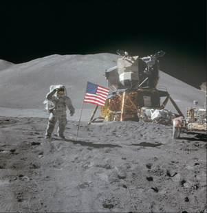Su National Geographic il documentario Apollo:Missione Luna