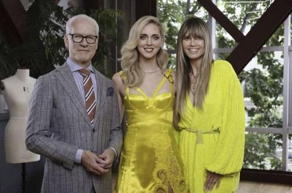 Chiara Ferragni tra i giudici di Making The Cut, la competizione di moda targata Amazon Prime Video