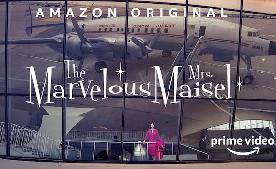 Amazon Prime Video: dal 6 dicembre la terza stagione di The Marvelous Mrs. Maisel
