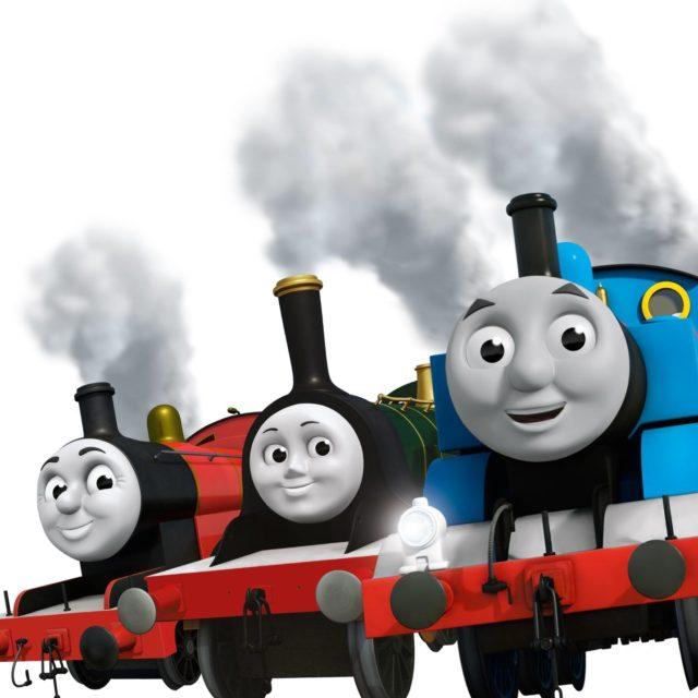 Alle 14.30 su Frisbee torna Il trenino Thomas con una nuova stagione e la sigla cantata da Cristina D'Avena