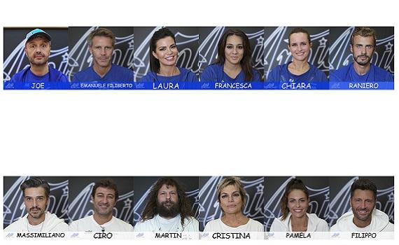 Amici Celebrities, tutto sulla gara tra i dodici campioni