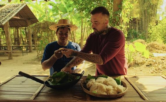 Chef Rubio in Thailandia, Cina e Vietnam alla scoperta del gusto asiatico