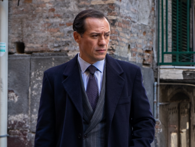 Stefano Accorsi: La trilogia è finita, lascio andare Leonardo Notte. Tra i politici del 2019 ne interpreterei solo uno. Ha la barba
