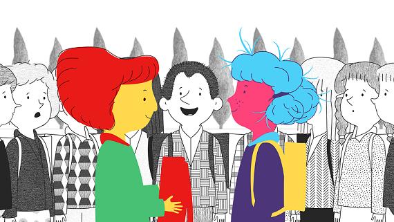 Rai Yoyo e Rai Gulp contro il bullismo a scuola: ecco il cortometraggio Babou